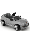 Porsche Cayenne Silver � ������������� ������� 6V